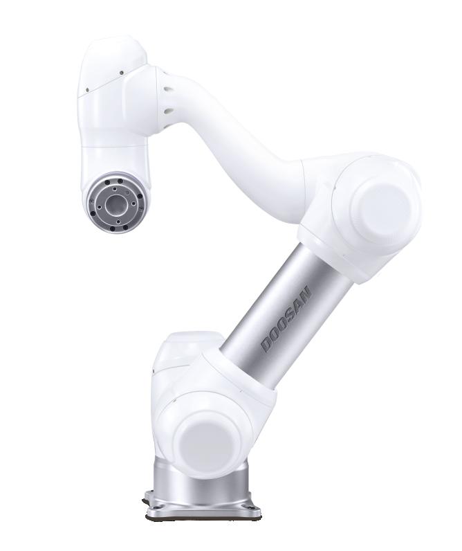 kollaborativer MRK Roboterarm Doosan M0609. Geeignet für Pick&Place, Maschinenbeladung, F&E, Automatisierung, 6-Achsen-Roboterarm, Kleben, löten, schweißen, sampling