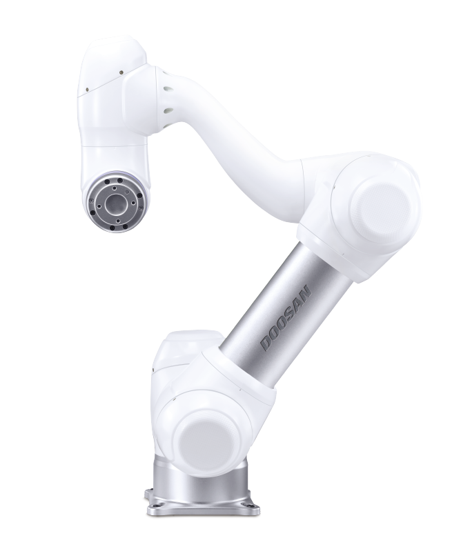 kollaborativer Leichtbauroboter Doosan Robotics M-Serie M0609. Geeignet für Pick&Place, Maschinenbeladung, F&E, Automatisierung, 6-Achsen-Roboterarm, Kleben, löten, schweißen, sampling