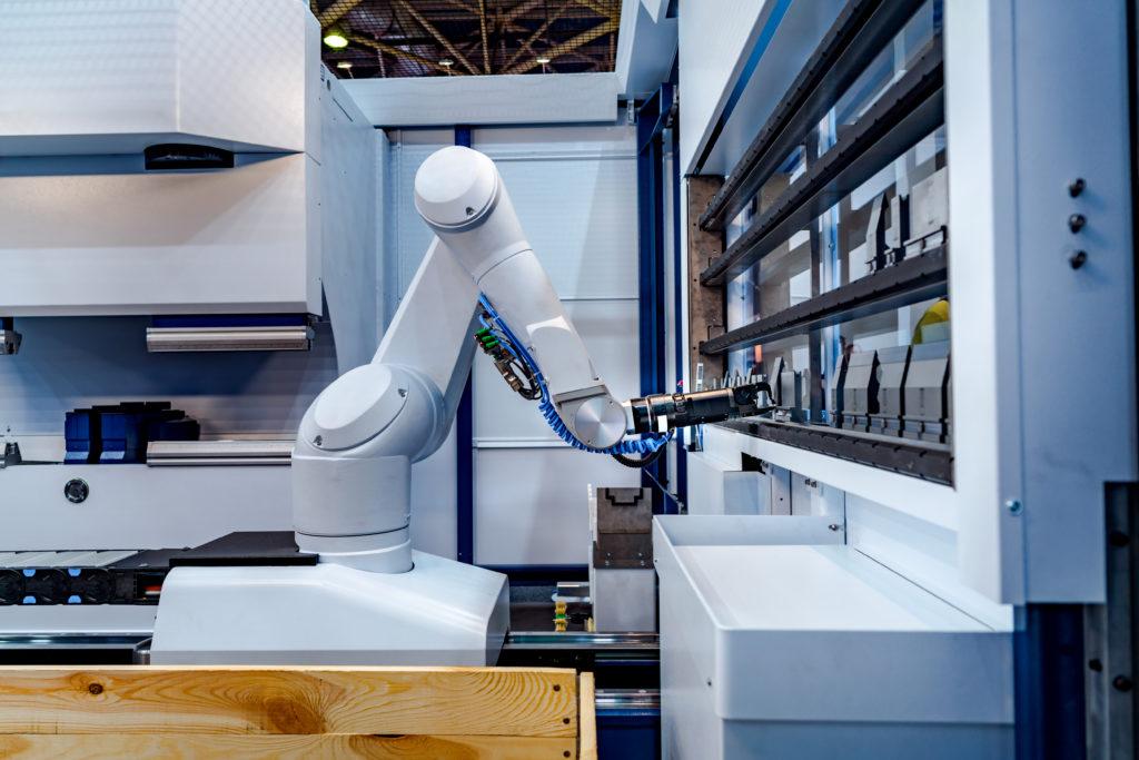 Roboterlösungen Roboterintegration Automatisierung