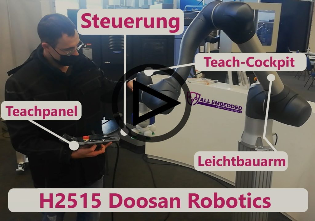 Video H2515 Thumbnail Doosan Robotics Robotersyste