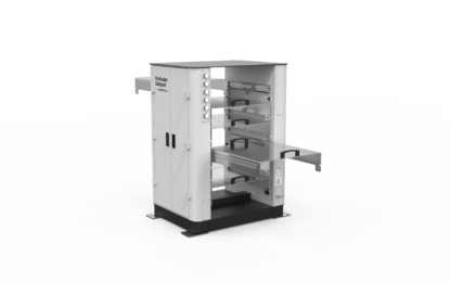 "ProFeeder Compact Maschinenbeladung mit Leichtbaurobotern ""High-Performance"""